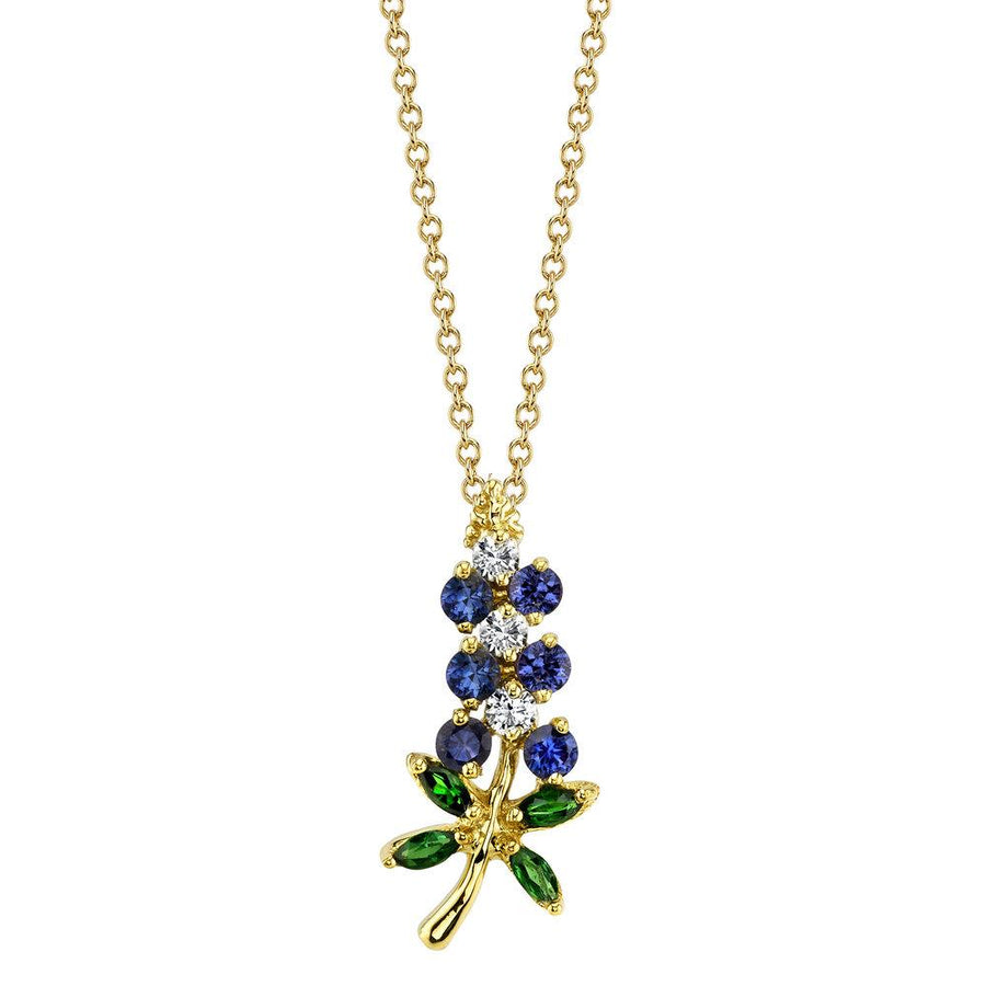 Bluebonnet Necklace