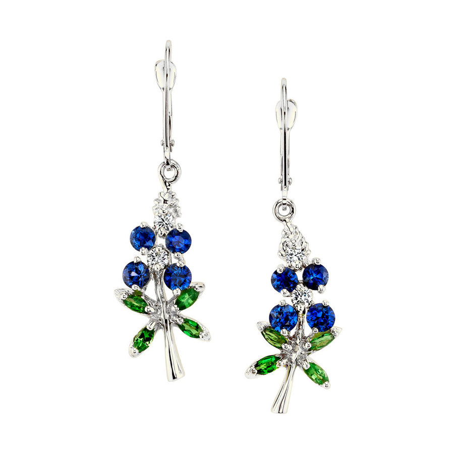 Bluebonnet Earrings