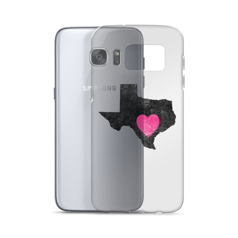 Deep In The Heart Of Texas Samsung Case