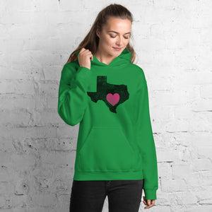 Deep in the Heart of Texas Hoodie