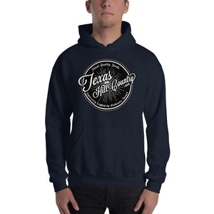 Texas Hill Country Badge Hoodie