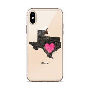 Deep In The Heart Of Texas iPhone Case