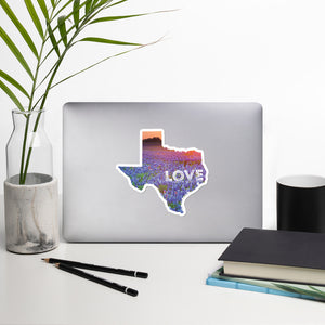 Bluebonnet Love Stickers