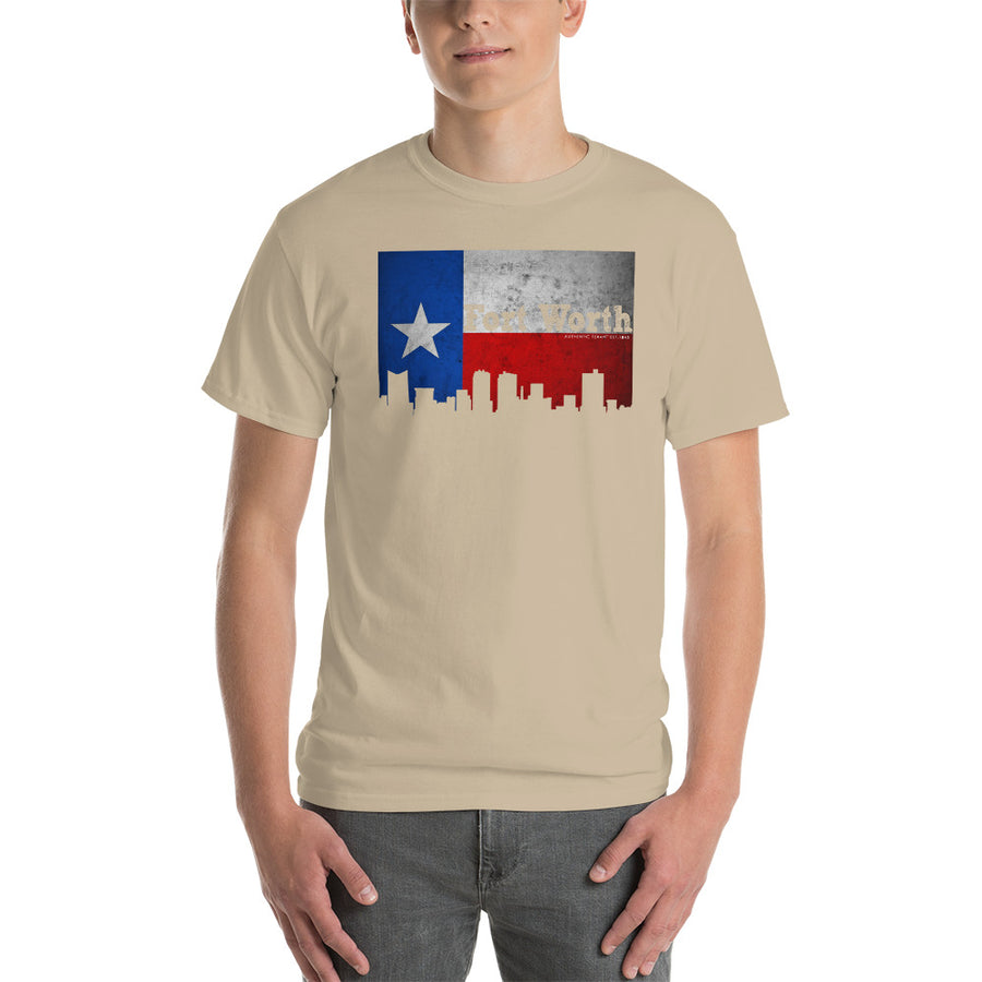 Fort Worth Flag T-Shirt