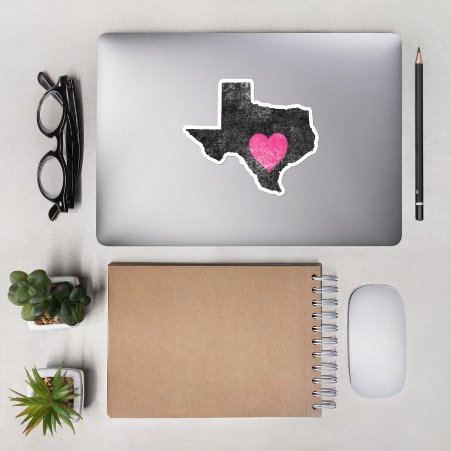 Deep In The Heart Of Texas Stickers