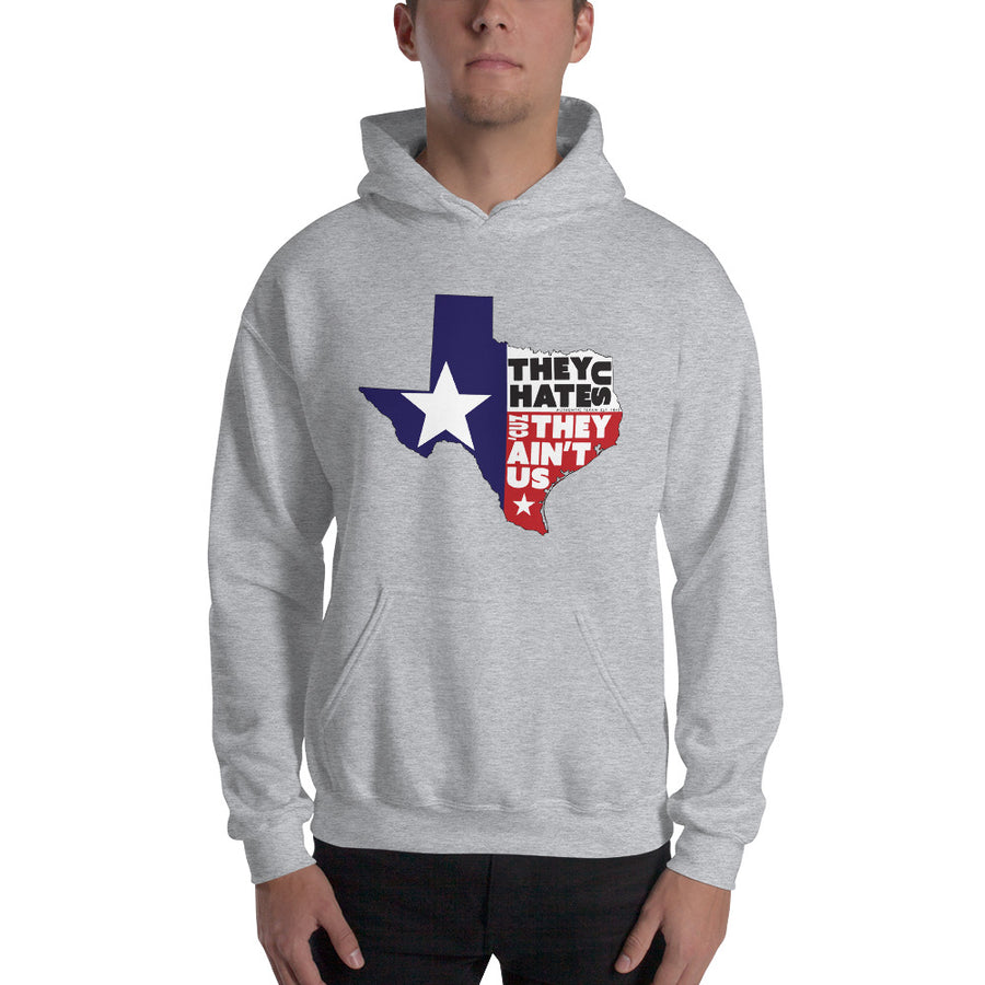 They Ain't Us Hoodie