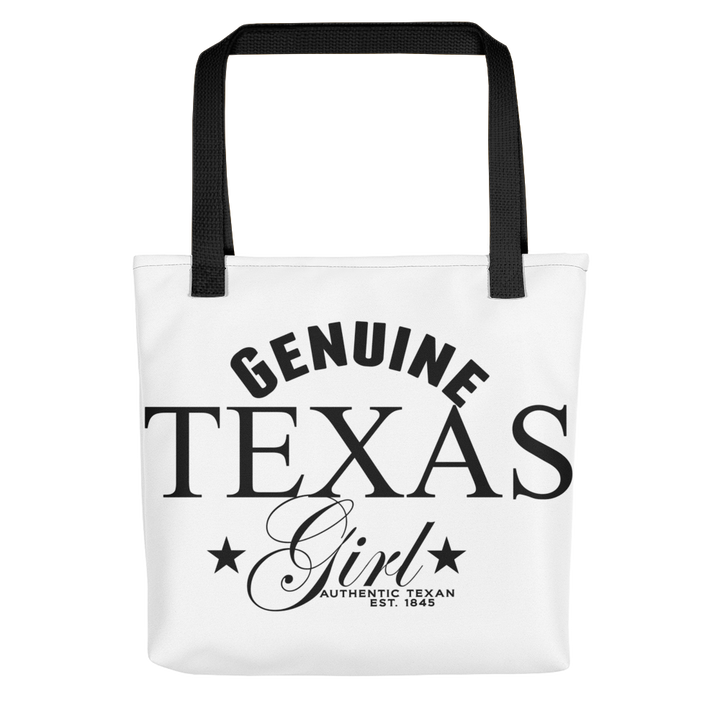 Texas Girl Tote bag