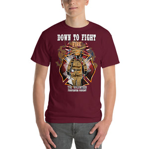 Down To Fight Short T-Shirt