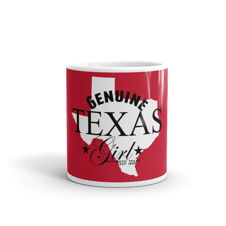 Genuine Texas Girl Mug