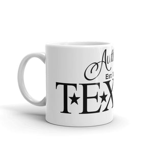 Authentic Texan Mug