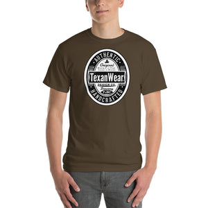 Handcrafted TexanWear Badge T-Shirt