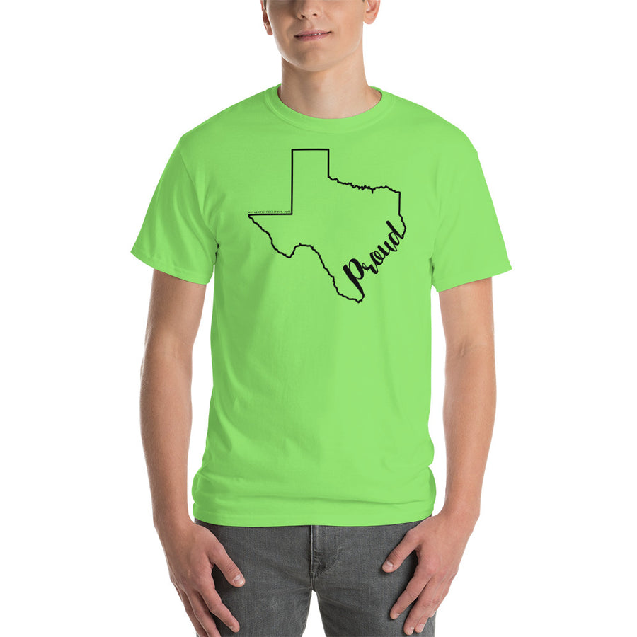 Texas Proud Signature T-Shirt