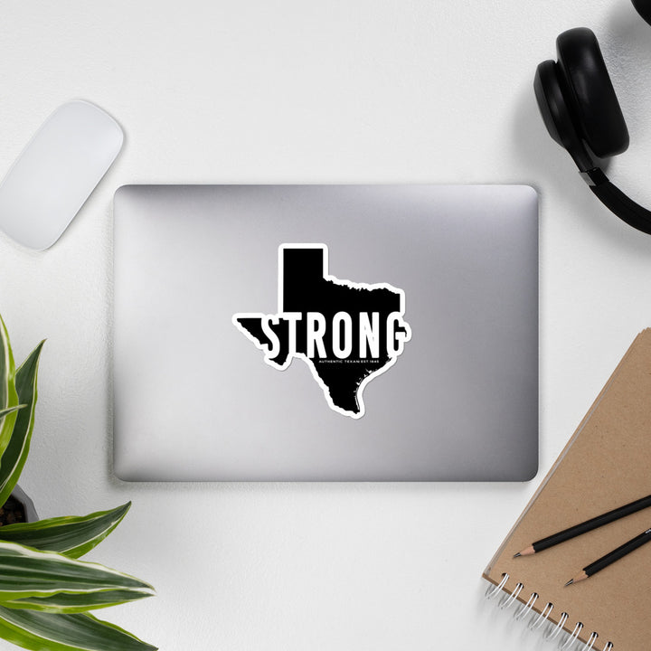 Texas Strong Stickers