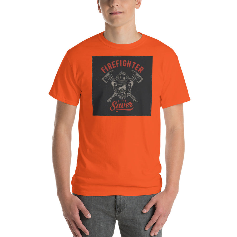 Firefighter Life Saver  T-Shirt