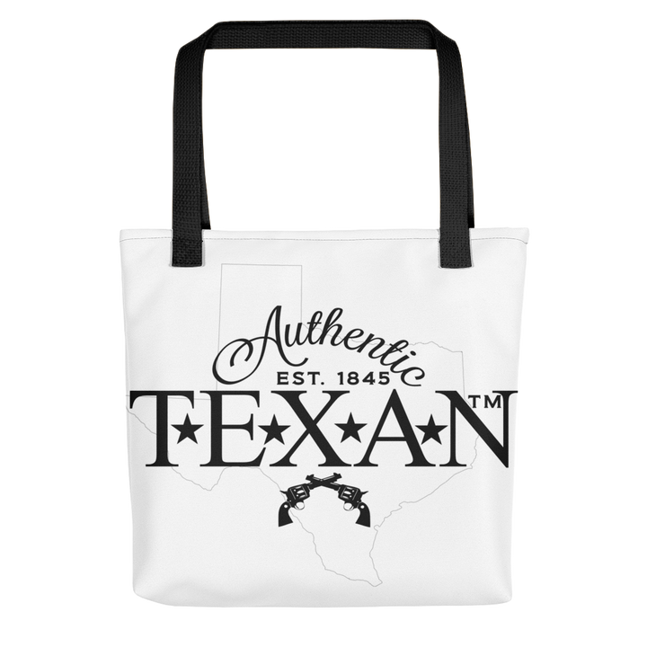 Authentic Texan Tote bag