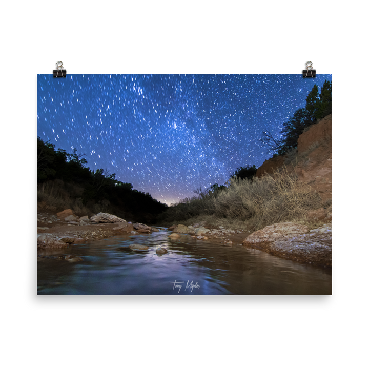 Caprock Canyon Stargazing