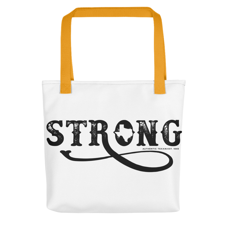 Texas Strong Tote bag