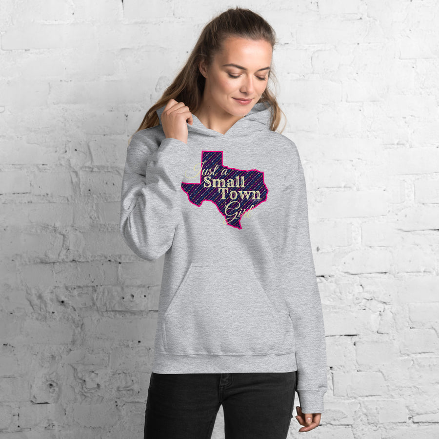 Just a Small Town Girl Hoodie