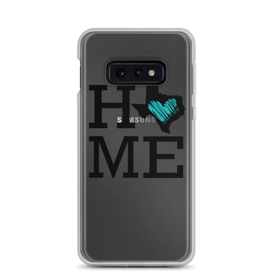 Home Is Where Heart Is Samsung Case