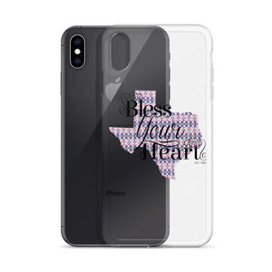 Bless Your Heart iPhone Case