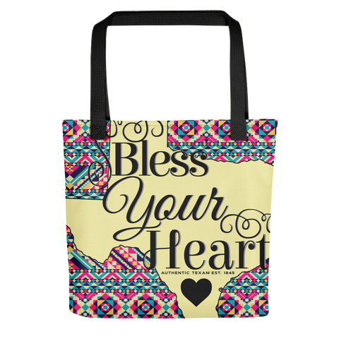 Bless Your Heart V2 Tote bag