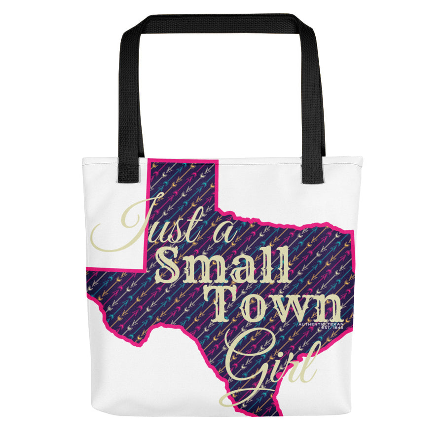 Small Town Girl Tote bag