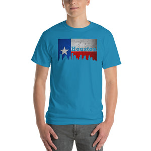 Houston Flag T-Shirt