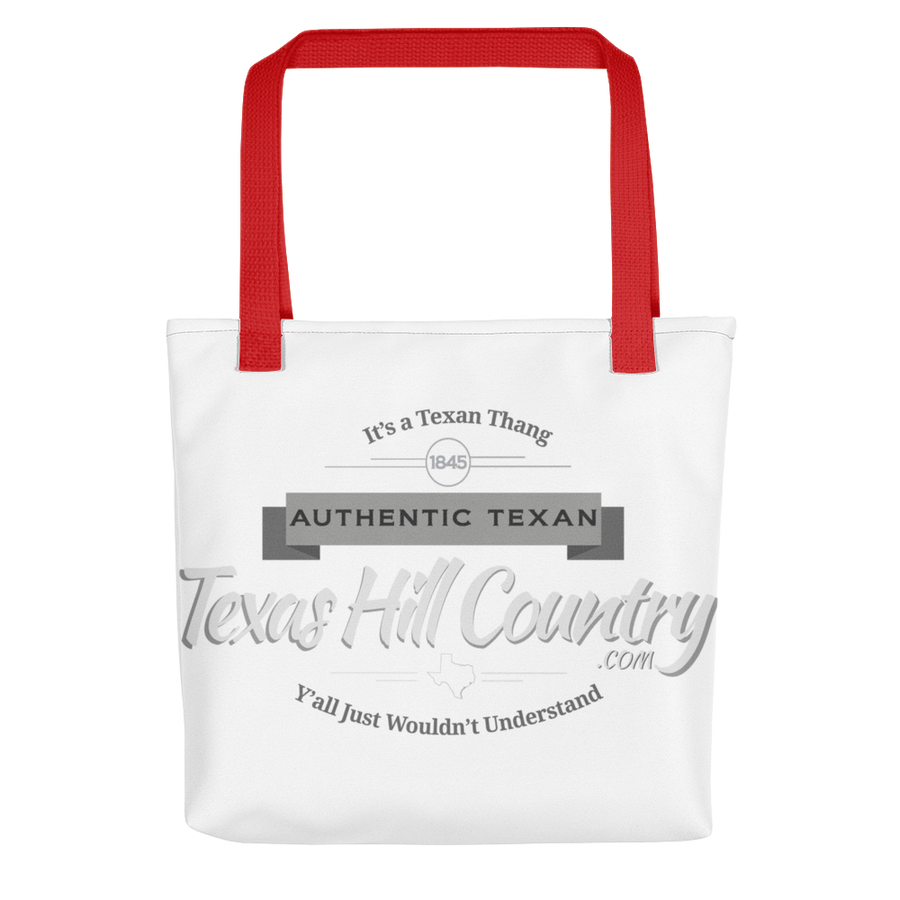 Texan Thang Tote bag