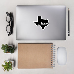 Texas Is Home Stickers