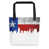 San Antonio Texas Tote bag
