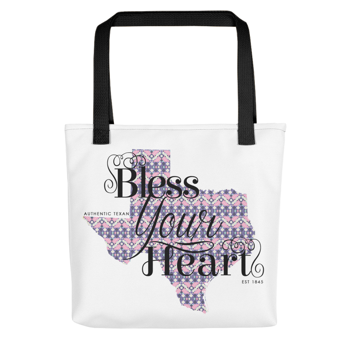 Bless Your Heart Tote bag
