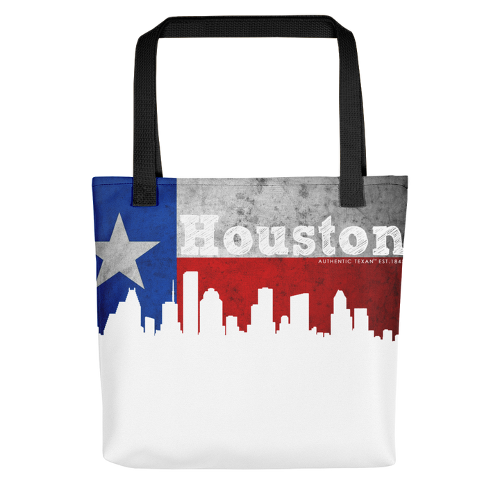 Houston Texas Tote bag