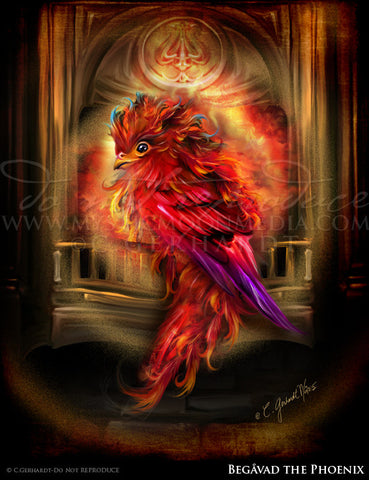 Begåvad the Phoenix