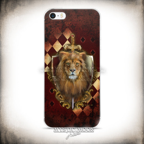 Bravery - iPhone Case