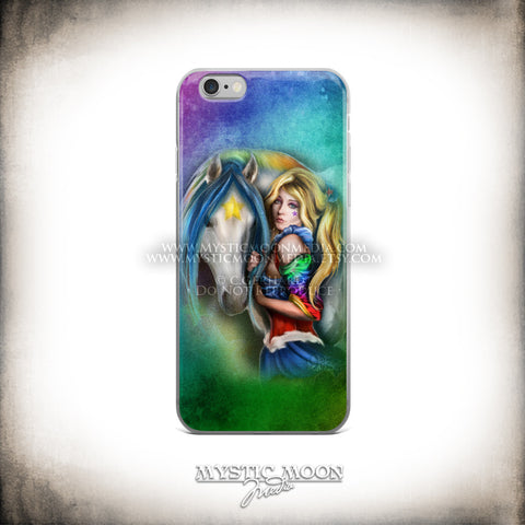Brite & Starlight - iPhone Case