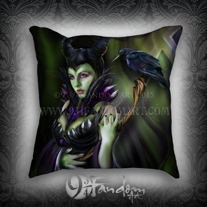 Mistress of Evil - Pillow