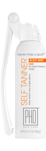 NEVER MISS A SPOT™ SELF TANNER DARK