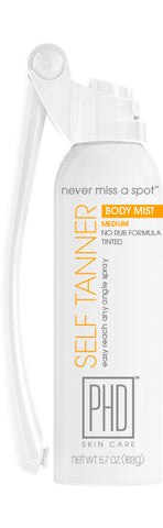 Never Miss a Spot™ Self Tanner - Medium