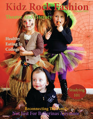 Kids Rock Fashion Magazine