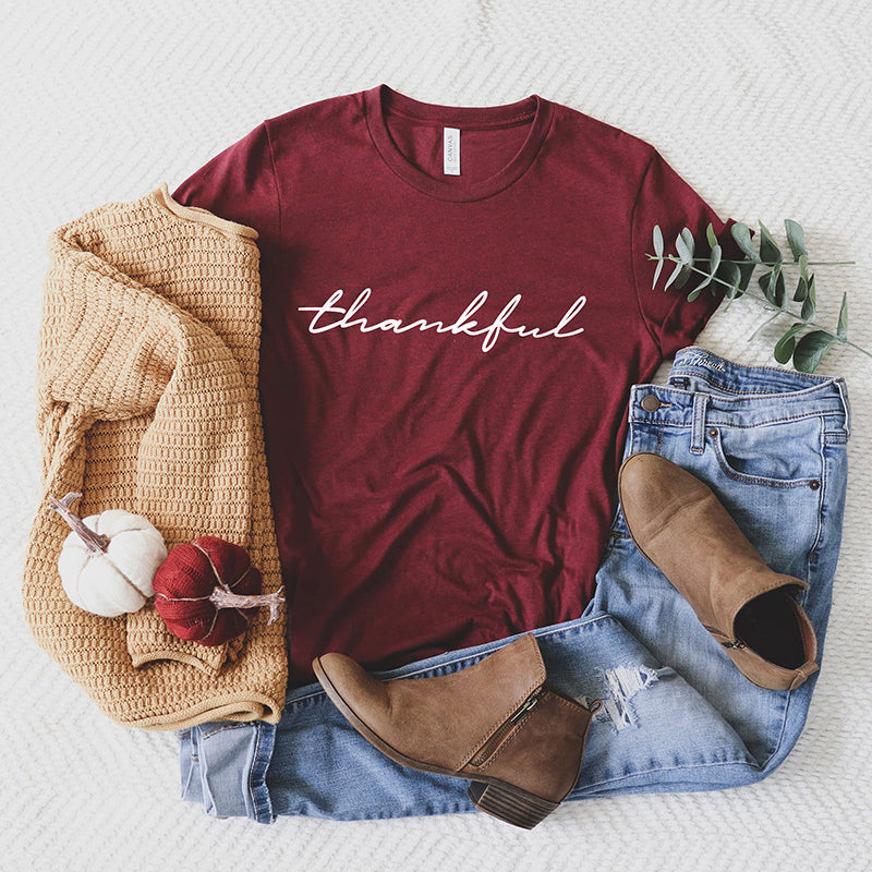 Thankful Tee Shirt