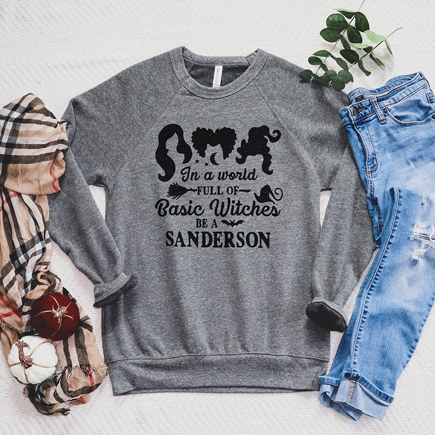 Basic Witches Sweatshirt