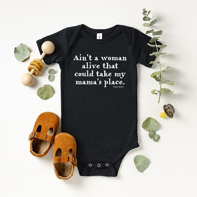 Dear Mama Bodysuit - Alley & Rae Apparel
