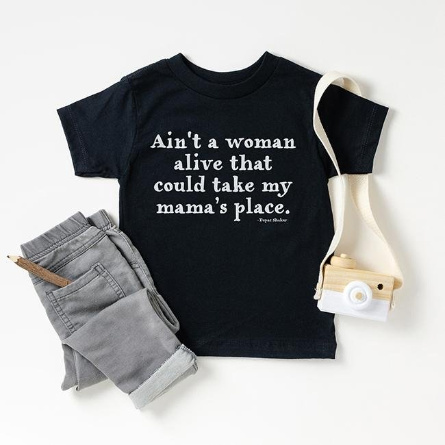 Dear Mama Toddler Tee Shirt - Alley & Rae Apparel