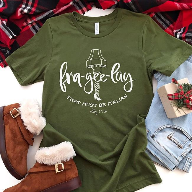 Fra-Gee-Lay Tee - Alley & Rae Apparel