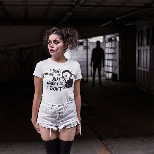 I Don't Always Die Tee Shirt - Alley & Rae Apparel