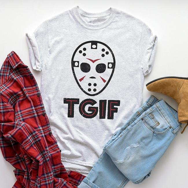 TGIF Tee Shirt - Alley & Rae Apparel