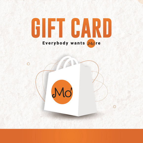 Mo'Gift Cards
