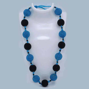 Beaded Necklace - Bobble