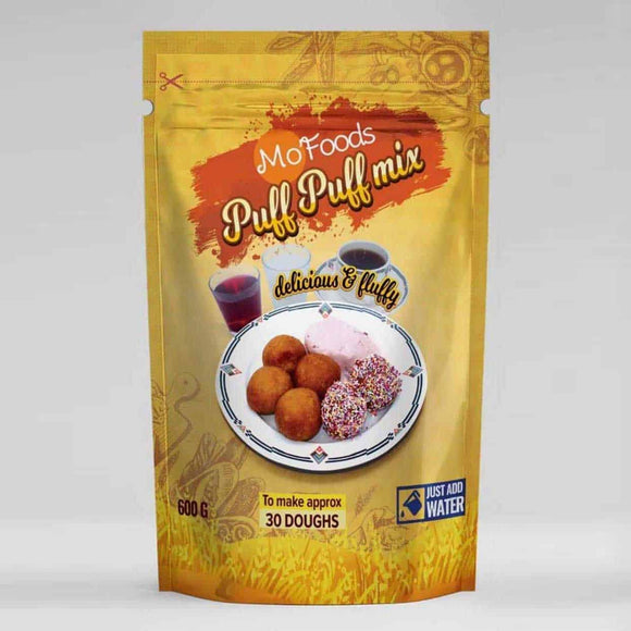 Mo'Foods Puff Puff Mix (Doughnut Mix)