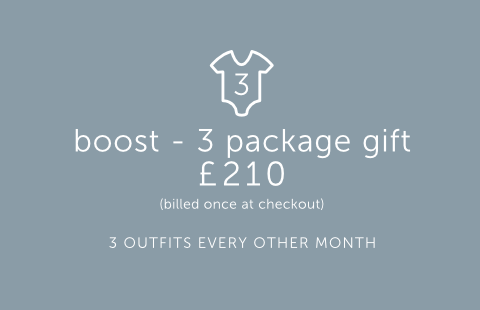 bebethreads boost 3 package gift - BebeThreads